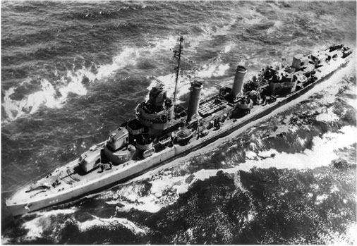 Uss Corry Dd 463 Home Page